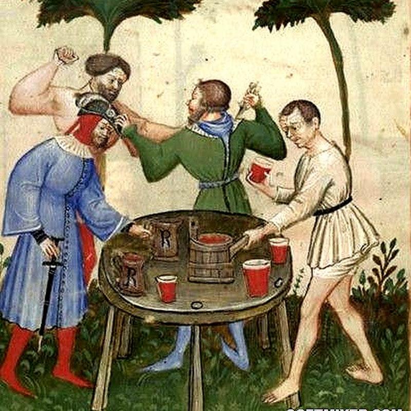 Что и как пили триста лет назад