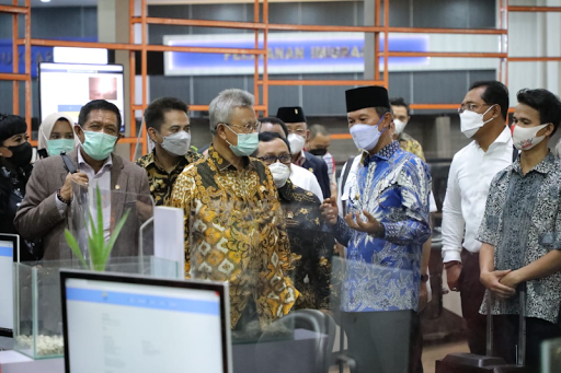 Wakil Ketua Komisi II DPR RI Lakukan Kunjungan Ke MPP Jakabaring