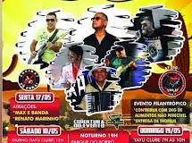 Sabugy Motofest começa hoje em Santa Luzia