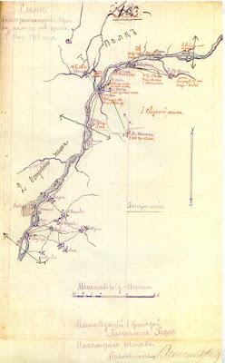 Дислокация войск на 9 мая 1919 г.