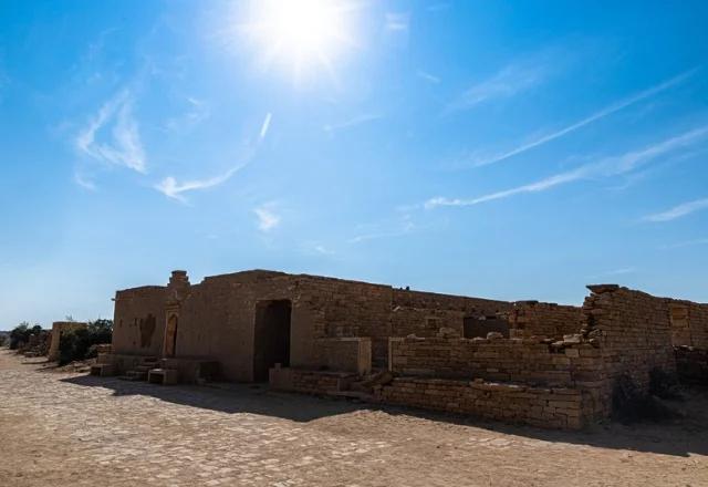 Kuldhara - Abandoned village of jaisalmer in Hindi