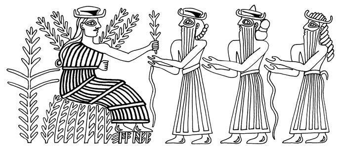 Emesh, Gods And Goddesses 5