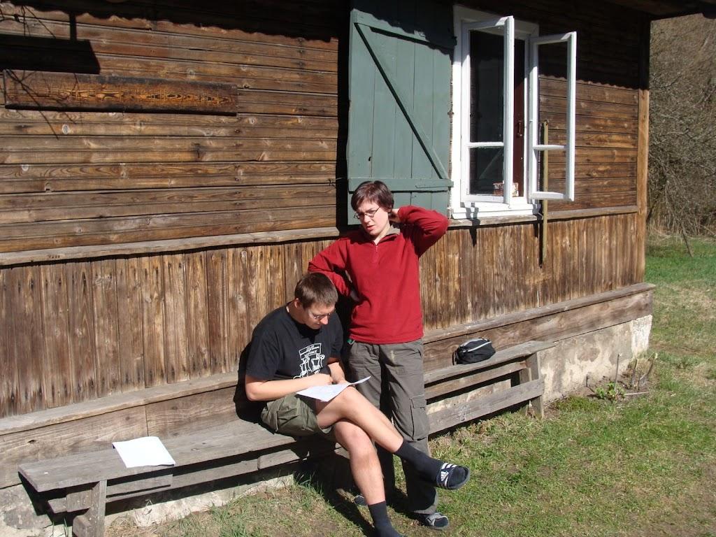 Borsukowina wiosna 2009 - DSC04666.JPG