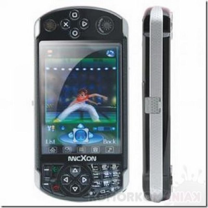MICXON GX200 Ponsel Gaming Mirip PSP Player