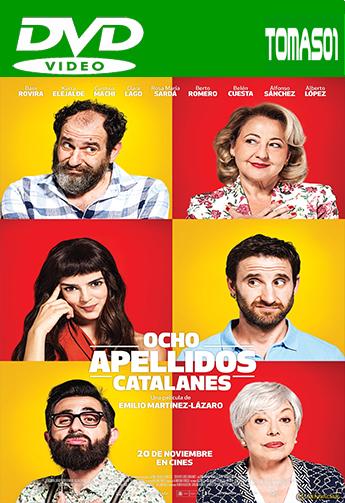 Ocho apellidos catalanes (2015) DVDRip