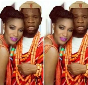 Speed Darlington & Tonto Dikeh Set for a Music Video Together