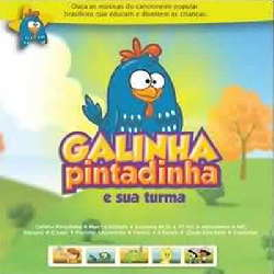 CD Galinha Pintadinha - Volume 1 (Torrent) download
