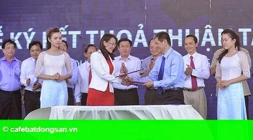 Hình 5: Khởi công Quần thể sân golf và resort 3.500 tỷ đồng tại Bình Định