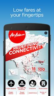 AirAsia- screenshot thumbnail