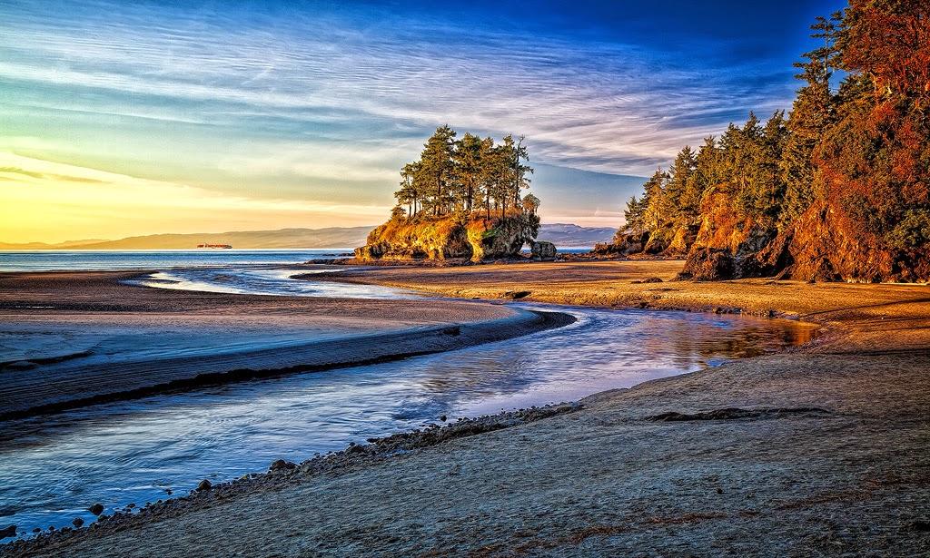 """Salt Creek Sunset"" by Tim O'Neill - 2nd Place A General"