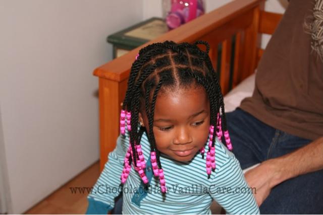 Graceful Hair Makeover Kids Kinky Twists