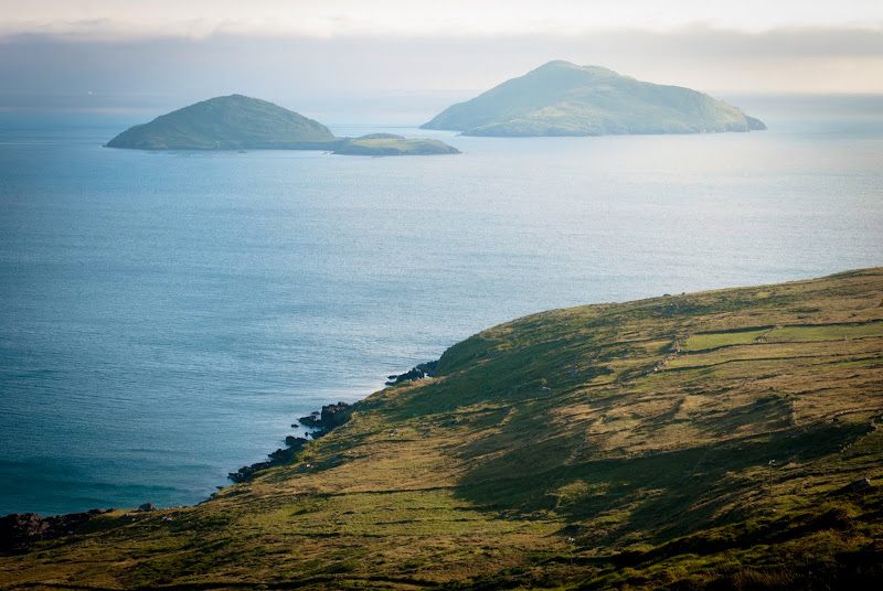 Ring of Kerry -- Kerry Coastal Way..