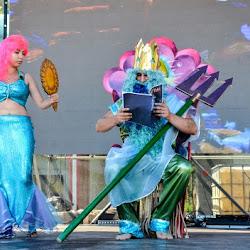 Театрализованное представление ко Дню ВМФ «Нептун – 2018» (Черноморский РДК)