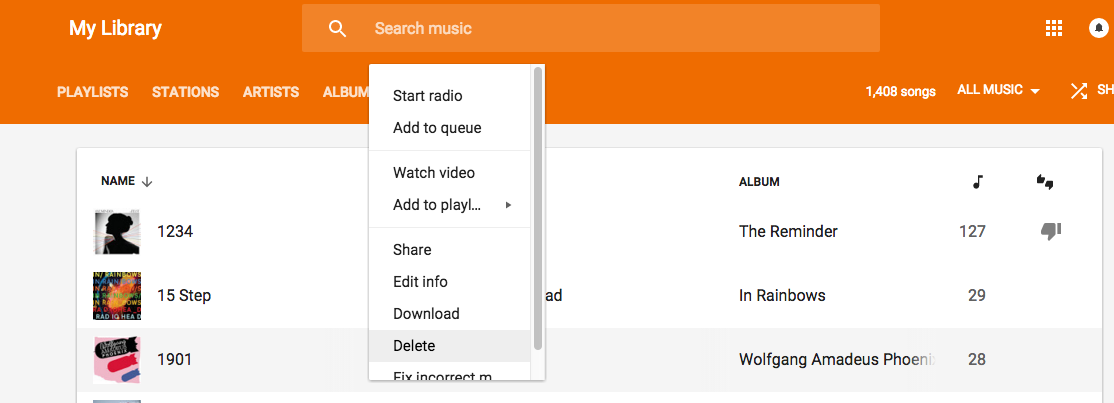 how to sell my music on google play