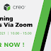 Free Online Training CREO Basic 2 Days Via Zoom
