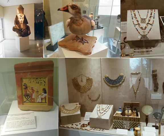museu egípcio de curitiba exposição