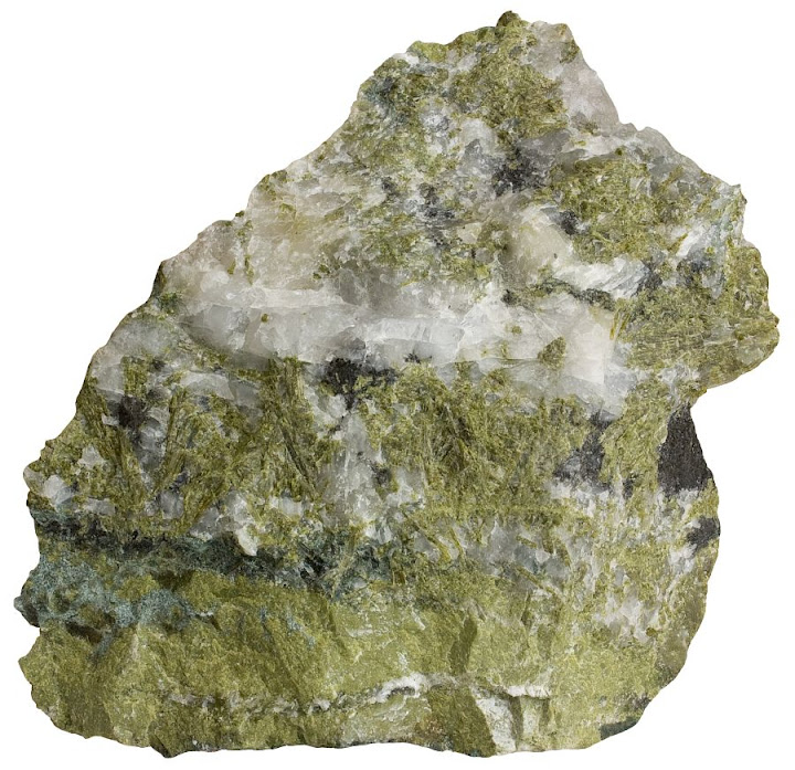 Photos of rocks and minerals