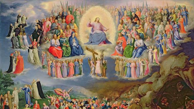 Con đường tám mối (lễ các thánh Nam Nữ)