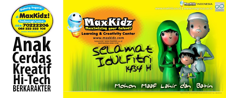 MaxKidz's Kids Community