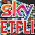 Netflix entra nel pacchetto Sky