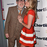 OIC - ENTSIMAGES.COM - Vic Reeves and Nancy Sorrell at the  Chortle Comedy Awards in London 22nd March 2016 Photo Mobis Photos/OIC 0203 174 1069