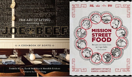 The Art of Living According to Joe Beef and Mission Street Food