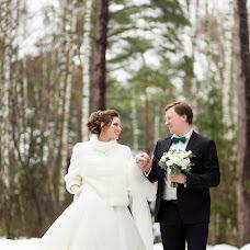 Wedding photographer Darya Voronina (Aniva1935). Photo of 11.03.2017