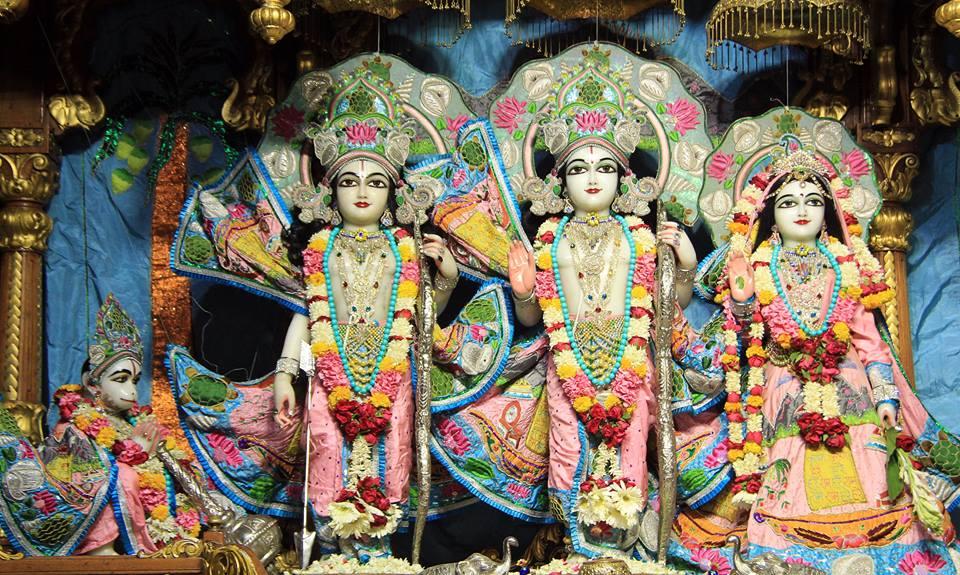 ISKCON Delhi  Deity Darshan 14 June  2016 (4)