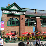 St. Lawrence Market in Toronto in Toronto, Ontario, Canada