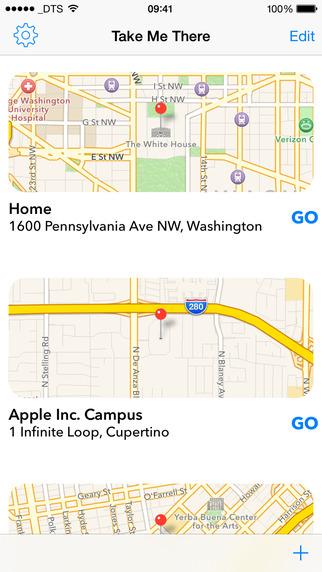 アップルウォッチで簡単にナビゲーションを開始する2