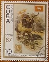 timbre Cuba 003