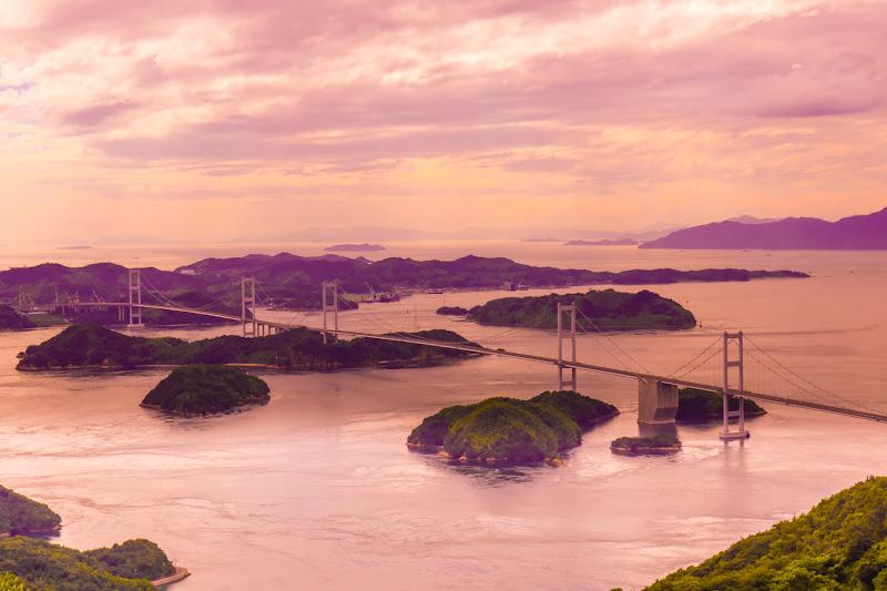 来島海峡大橋 亀老山展望台 3