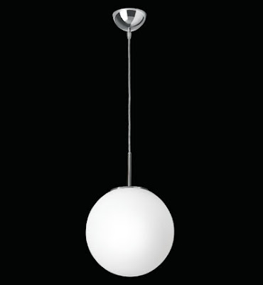 Globe Pendant - The 2793 Nemo Asteroid 30 Pendant, globe suspension lamp