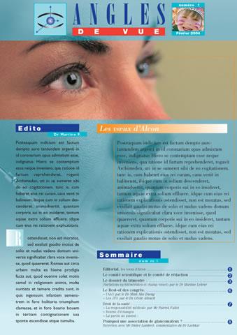 magazine ANGLES DE VUE 2 -SansException