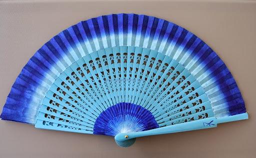 Blauwe Waaier.