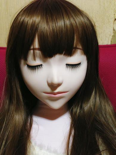 リップロップTYPE-SO1に夏音マスク