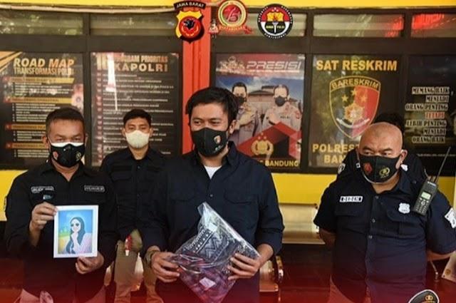 Polrestabes Bandung Berhasil Mengungkap Kasus Buang Bayi di Cicendo