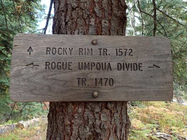 Hershberger Lookout Rogue-Umpqua Divide Wilderness Oregon
