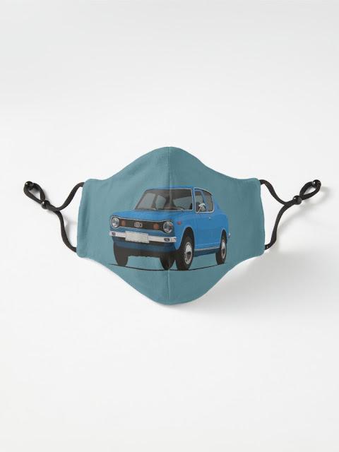 Datsun 100A / Cherry 3 layer masks