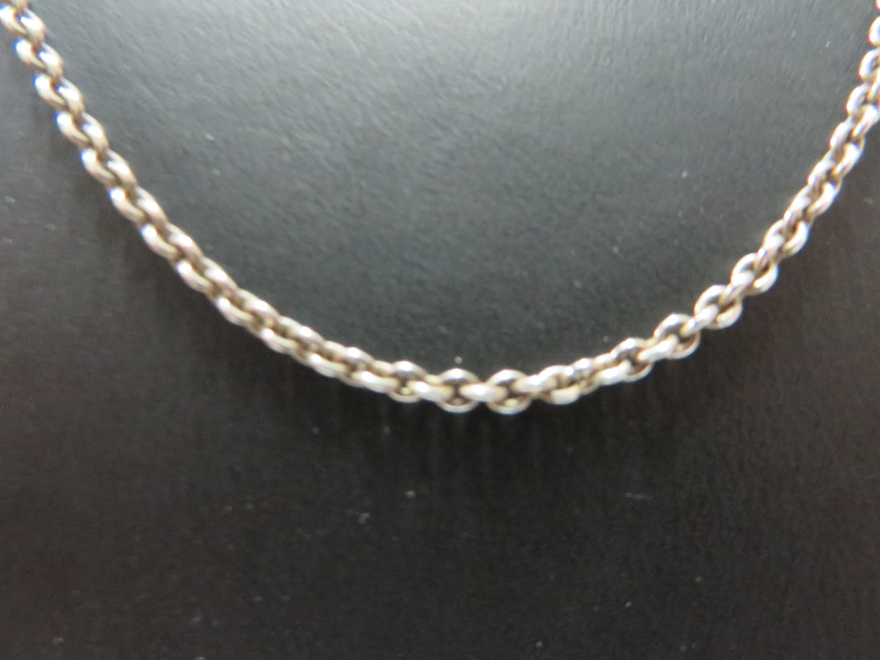 Tiffany & Co. Sterling Silver Chain