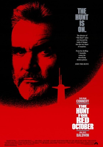 The Hunt For Red October [Latino]