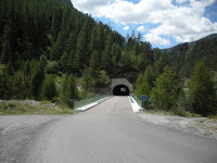 Tunnel avant St Paul