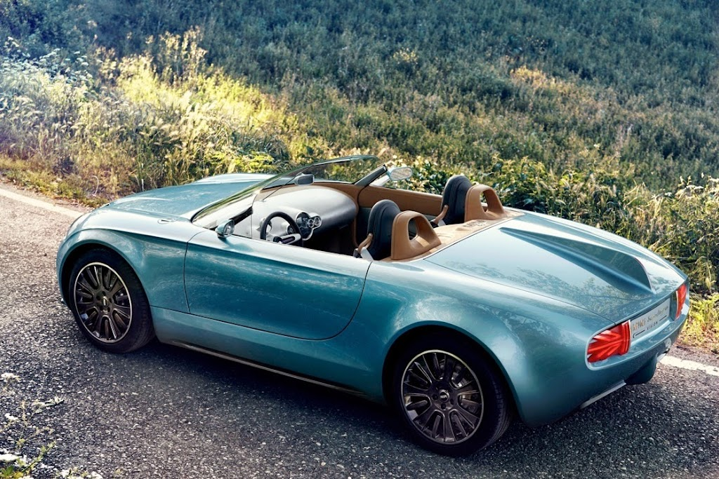 MINI Superleggera Vision Concept 108