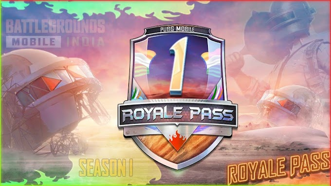 Battlegrounds Mobile India(BGMI) season 1 leaks: 0.1 update to bring new weapons, vehicles & more: Royale Pass, skins and more