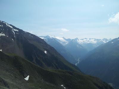Die Stubaier Alpen