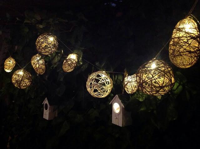 Tuki apple home una guirnalda de luces - Guirnaldas de luces ...