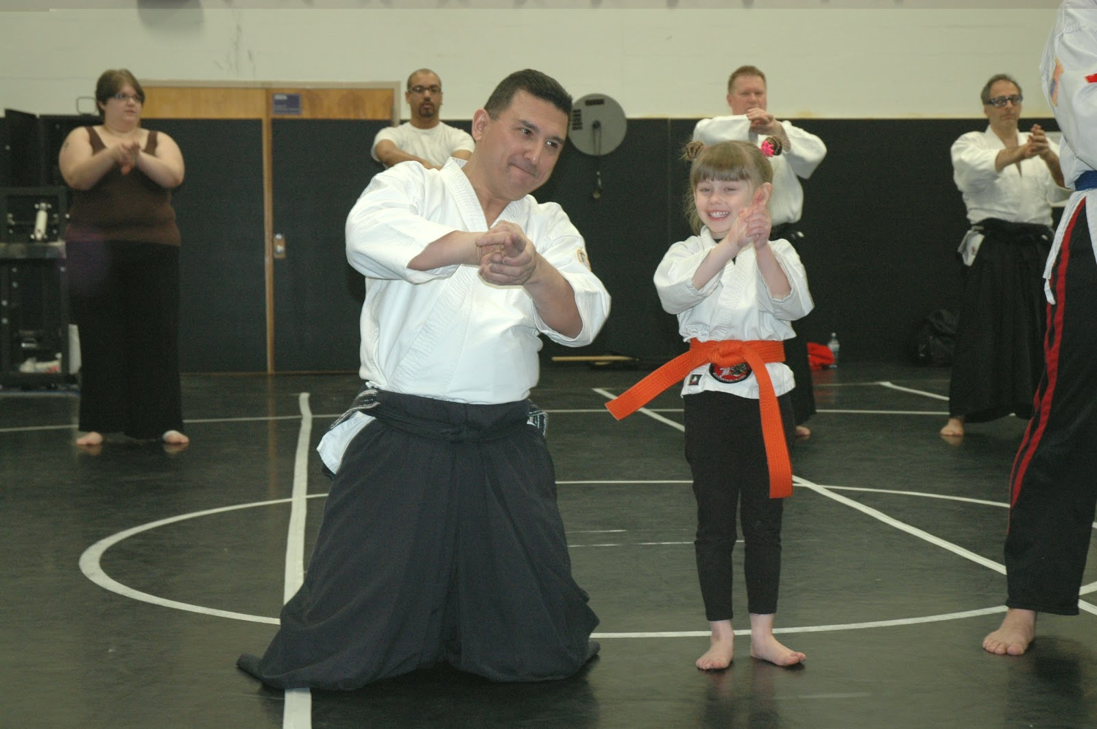 Warhawks Aikido Seminar March 2011