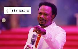 I see Evil a head of Nigeria- Prophet Iginla