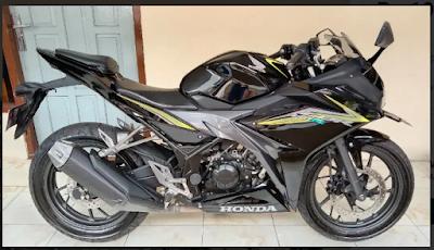 5.Honda CBR150R Bekas 2016 harga Rp19,500,000