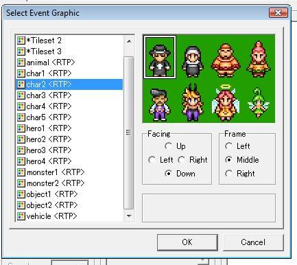 RPG Maker 2003 Tutorials: RPG Maker 2003 Creating an Event